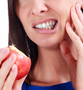 Positive Solutions for Tooth Sensitivity
